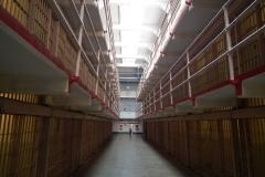 San Francisco, Alcatraz, Zellentrakt