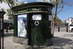 San Francisco, Toilettenhäuschen