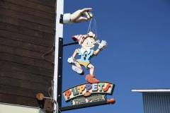 San Francisco, Fisherman's Wharf, Puppets On The Pier