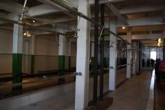 San Francisco, Alcatraz, Duschen