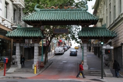 San Francisco, Eingangstor zu Chinatown