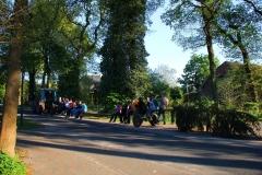 """Cuxland, Stinstedt, """"Maibaumholen"""" am 30.04.2011"""