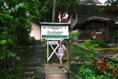 Sumatra, Leuser Nationalpark, Bukit Lawang Cottage