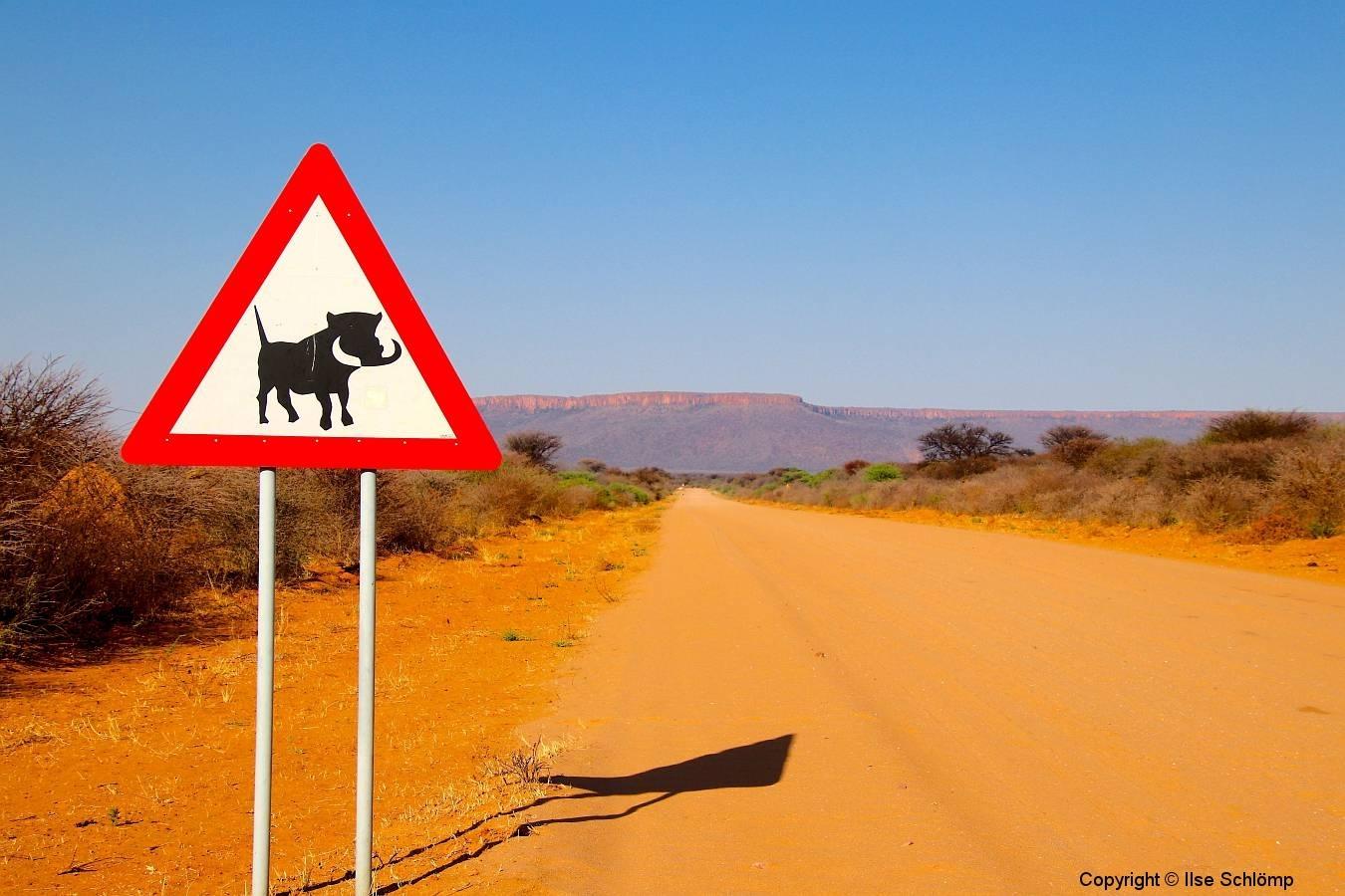 Namibia, Waterberg Plateau