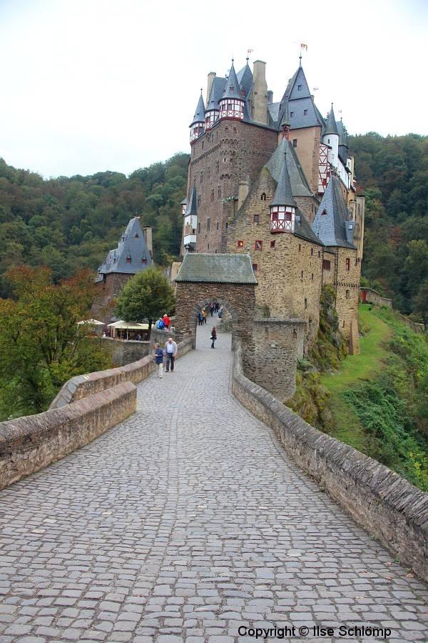 Rheinland-Pfalz, Mosel, Burg Eltz