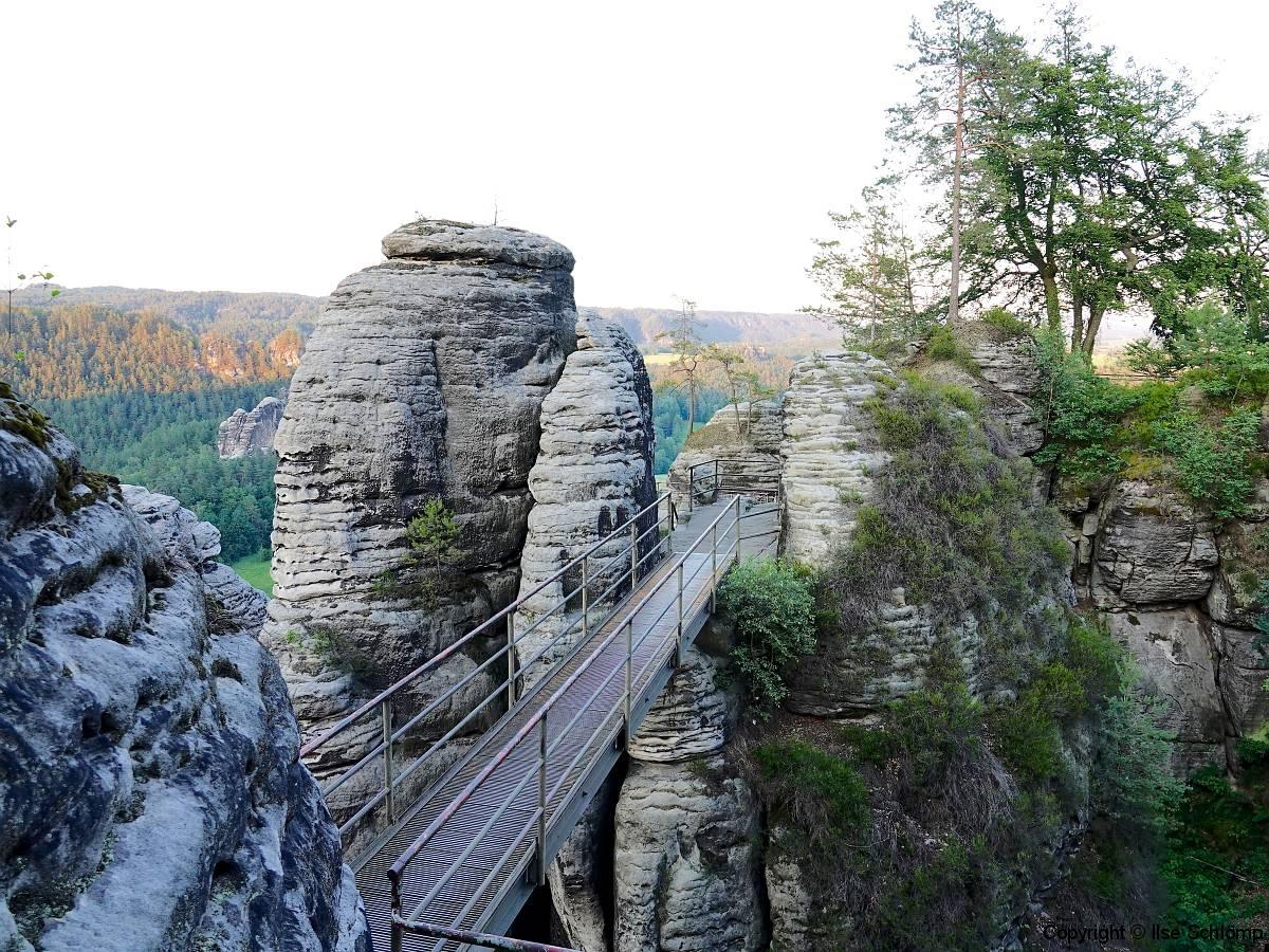 Sachsen, Sächsische Schweiz, Bastei