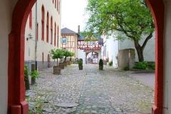 Rheinland-Pfalz, Braubach, Schloss Philippsburg