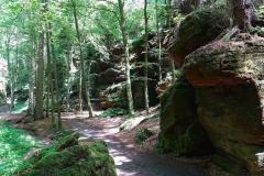 Sachsen, Sächsische Schweiz, Höllengrund