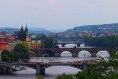 Tschechische Republik, Prag, Karlsbrücke