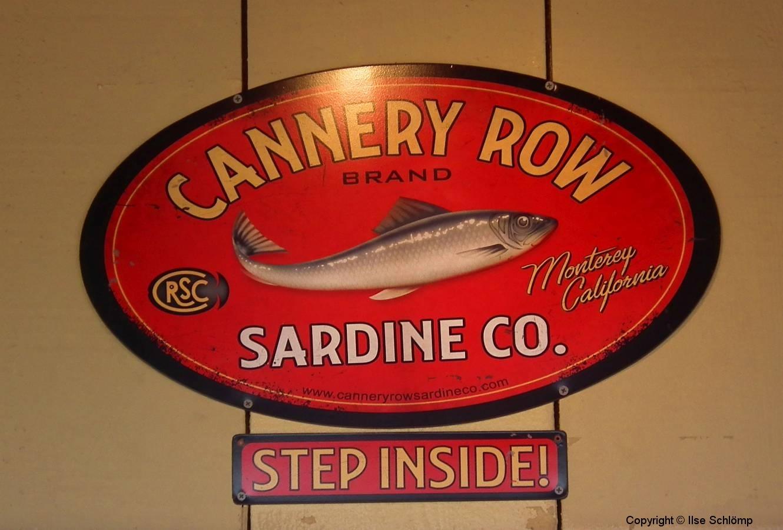 USA, Kalifornien, Monterey, Cannery Row