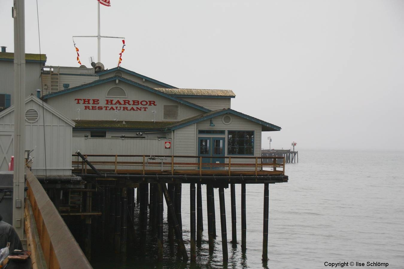 USA, Kalifornien, Santa Barbara, Stearns Wharf