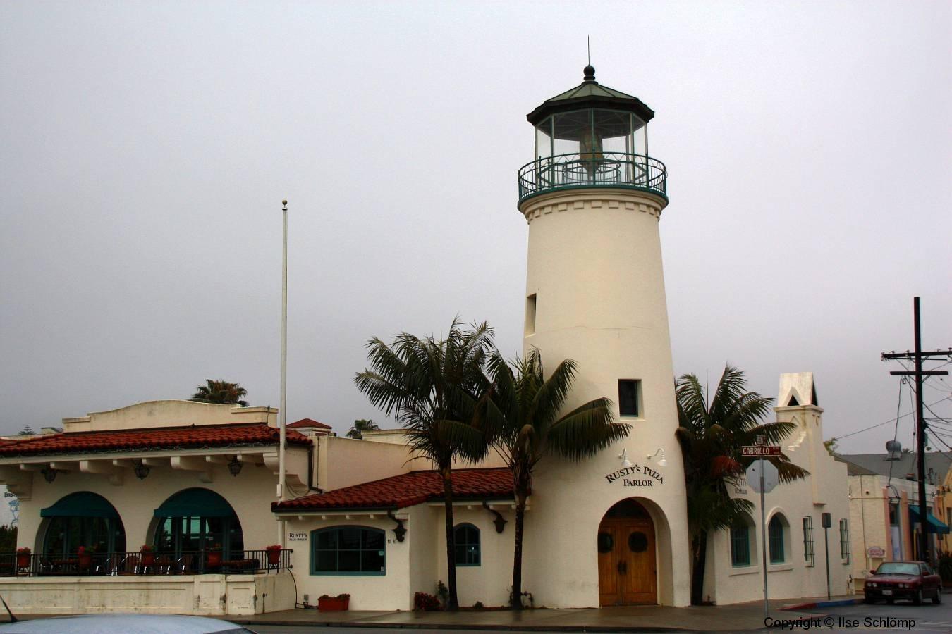USA, Kalifornien, Santa Barbara, Leuchtturm