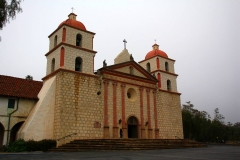 USA, Kalifornien, Santa Barbara, Mission