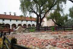 USA, Kalifornien, Santa Barbara, Mission, Wasseraufbereitungssystem