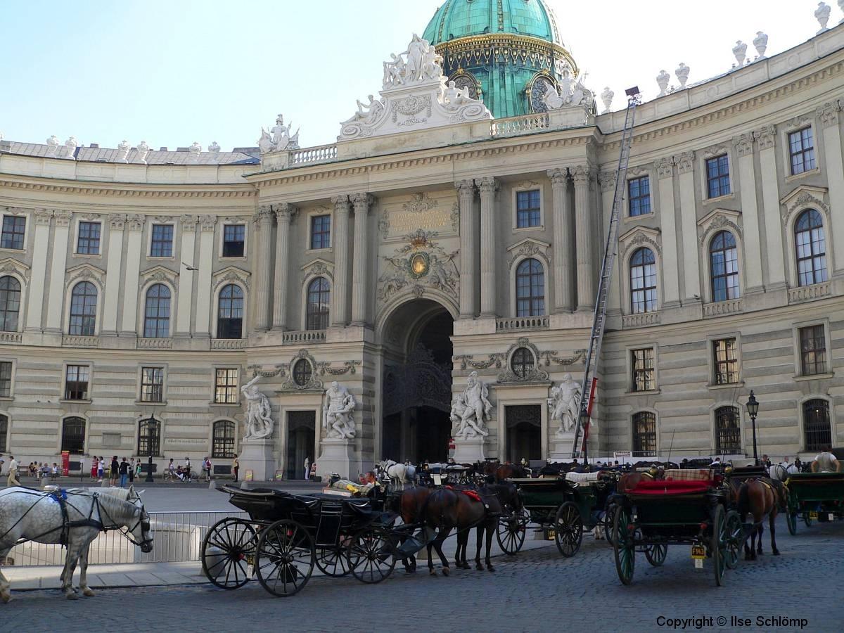 Österreich, Wien, Fiaker