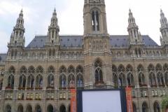 Österreich, Wien, Rathaus