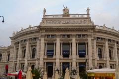Österreich, Wien, Burgtheater