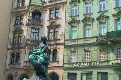 Österreich, Wien, Donnerbrunnen