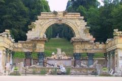 Wien, Schloss Schönbrunn, Römische Ruine