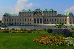 Wien, Oberes Schloss Belvedere