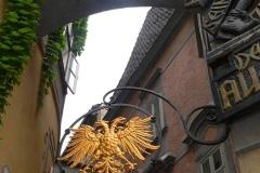 Österreich, Wien, Gelber Adler