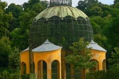 Wien, Schlosspark Schönbrunn, Taubenhaus