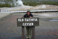 Yellowstone Nationalpark, Old Faithful Geysir