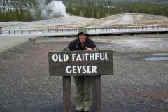 Yellowstone Nationalpark, Old Faithful Geysir