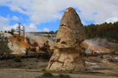Yellowstone Nationalpark, Liberty Cap