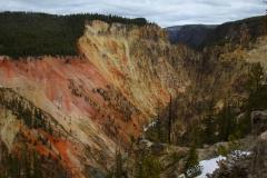 Yellowstone Nationalpark, Artist Point