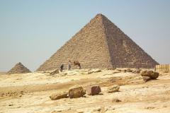 Ägypten, Kairo, Pyramiden
