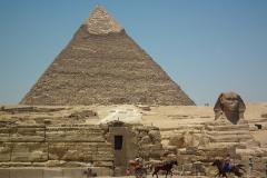 Ägypten, Kairo, Sphinx