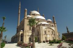 Ägypten, Kairo, Zitadelle, Alabaster Moschee