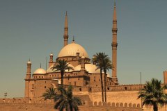 Ägypten, Kairo, Alabaster Moschee