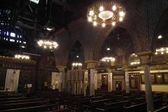 Ägypten, Kairo, Koptisches Viertel, St. Sergius Kirche
