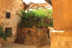 Ägypten, Sinai, Katharinenkloster, Blick auf den Dornbusch