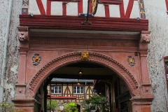 Bacharach, Posthof