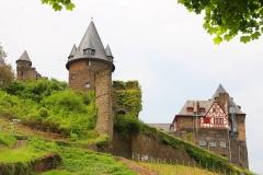 Bacharach, Burg Stahleck