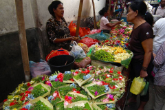 Bali, Traditioneller Markt