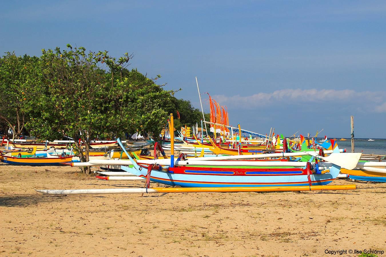 Bali, Sanur, Am Strand