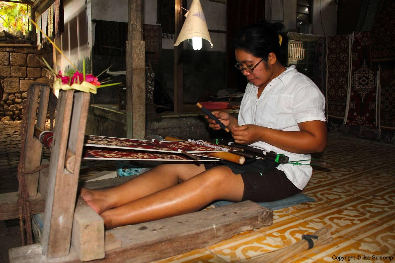 Bali, Ureinwohner Dorf Tenganan