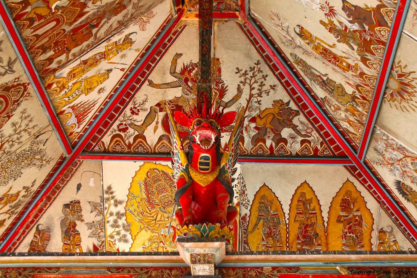 Bali, Palast von Klungkung