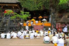 Bali, Fledermaushöhle Tempel Goa Lawah