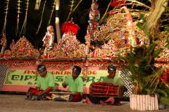 Bali, Traditionelle Tanzaufführung