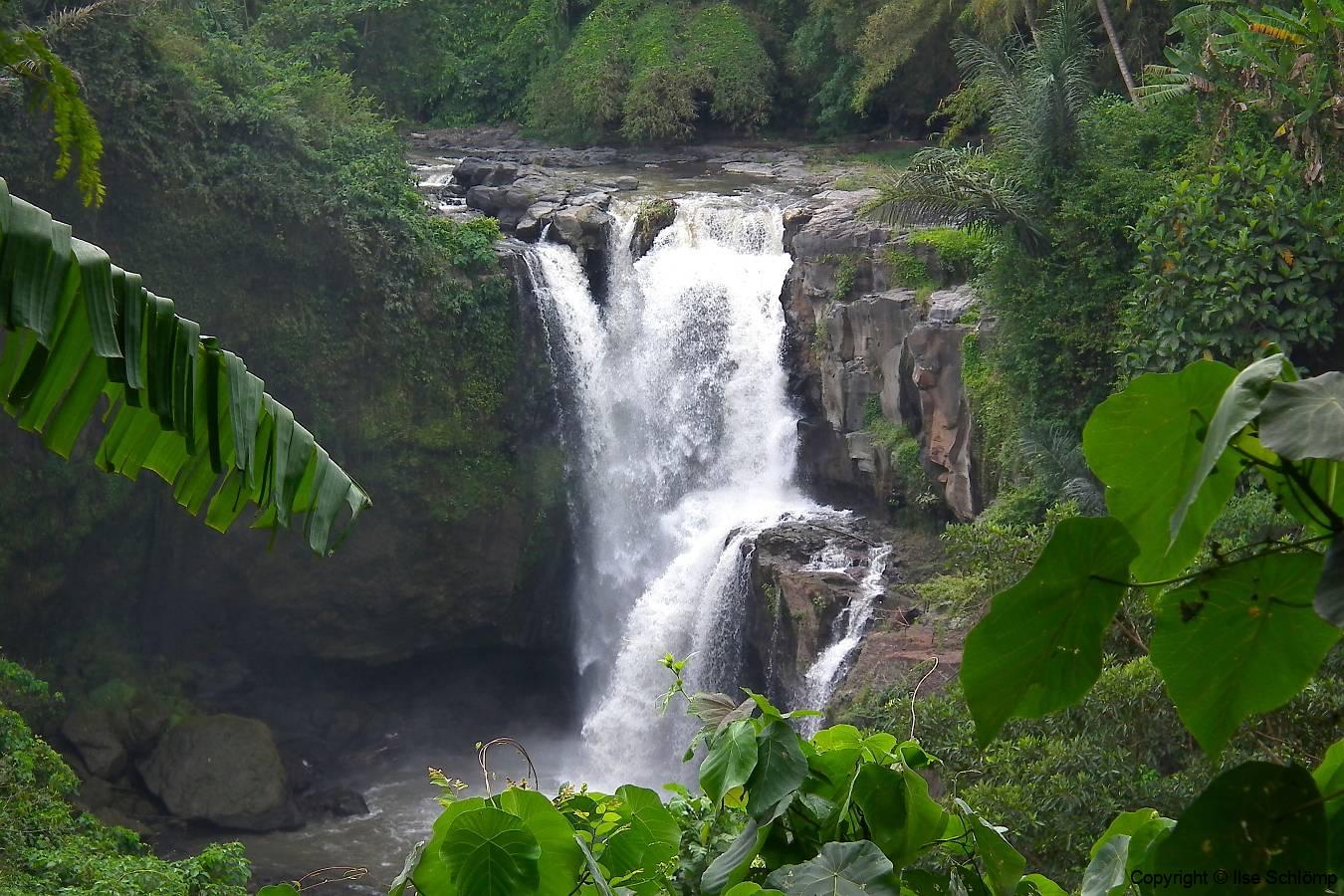 Bali, Tegenungan Wasserfall