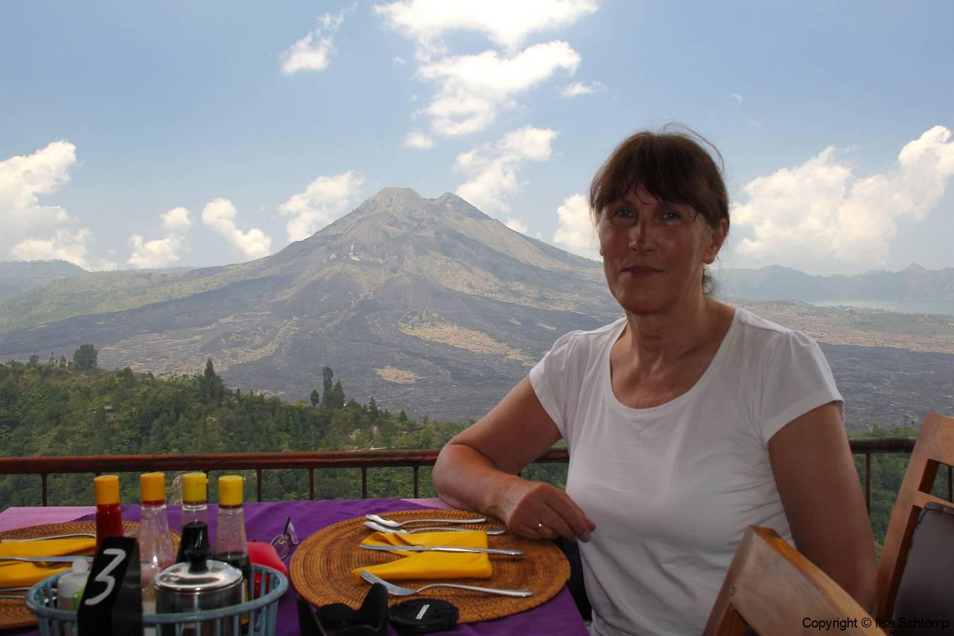 Bali, Batur Vulkan