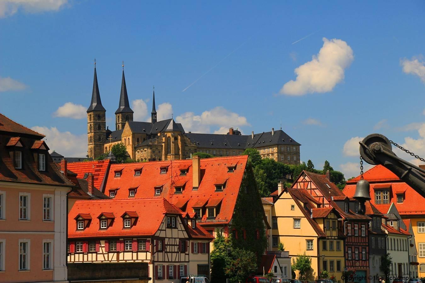 Bamberg, Am Kranen