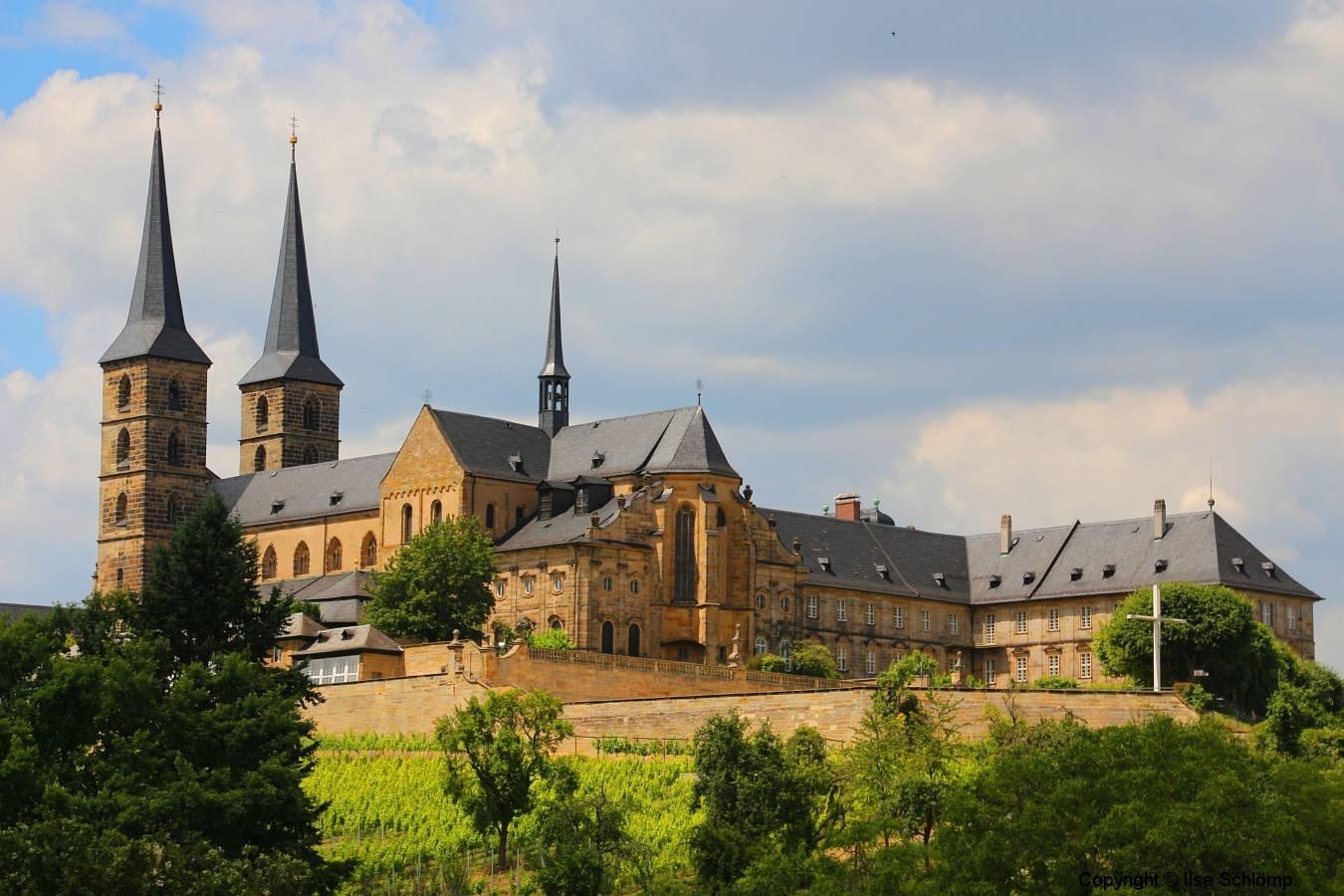 Bamberg, Kloster Michaelsberg