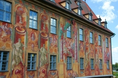 Bamberg, Fassade Altes Rathaus