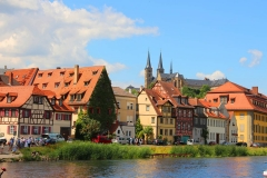 Bamberg, Klein Venedig an der Regnitz